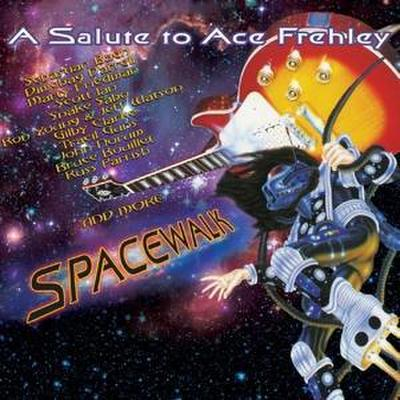 Various: Spacewalk-A Salute To Ace Frehley