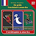 Die große Französisch-Lernen-Box (3-CD Hspbox)