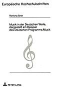 Musik in der Deutschen Welle, dargestellt am  ...