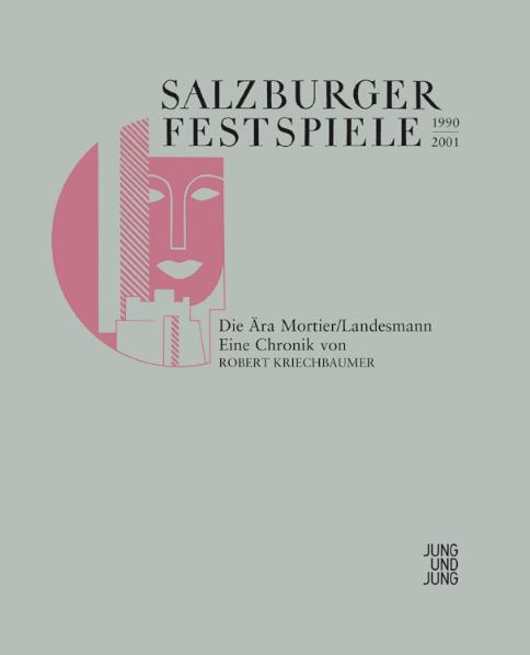 Salzburger Festspiele 1990-2001 Robert Kriechbaumer