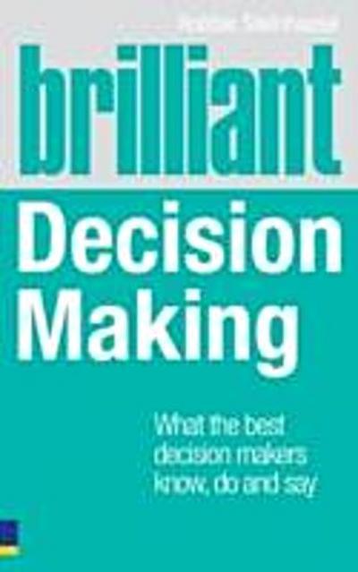 Brilliant Decision Making