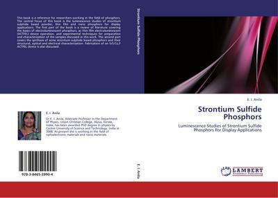 Strontium Sulfide Phosphors