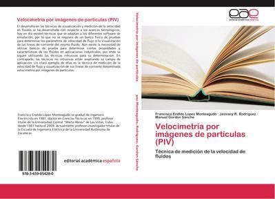 Velocimetría por imágenes de partículas (PIV)