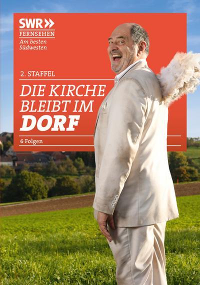 Die Kirche bleibt im Dorf, 2 DVDs