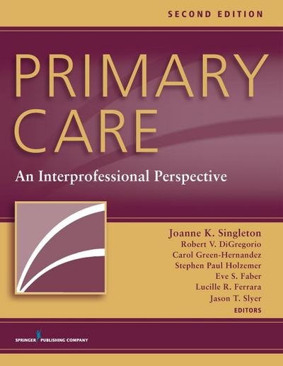 Primary Care: An Interprofessional Perspective