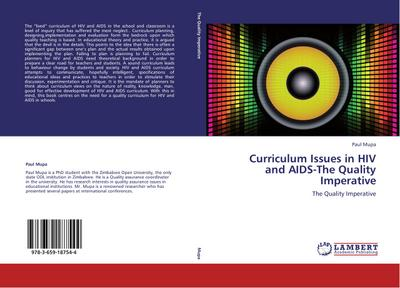 Curriculum Issues in HIV and AIDS-The Quality Imperative