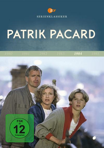Patrik Pacard - die komplette Serie [2 DVDs] [ZDF Serienklassiker] - Studio Hamburg Enterprises - DVD, Deutsch, Gero Erhardt, ,