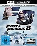 Fast & Furious 8 4K, 2 UHD-Blu-ray