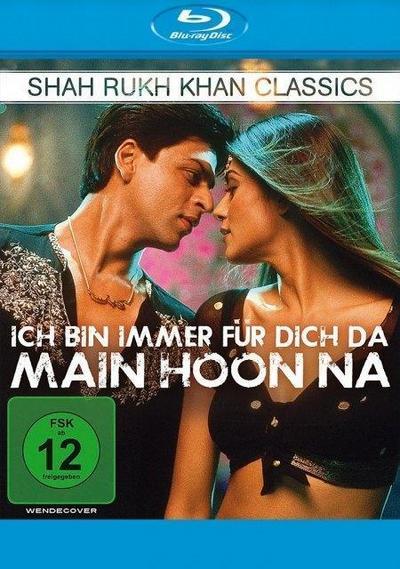 Ich bin immer für dich da - Main Hoon Na (Shah Rukh Khan Classics) (Bluray)