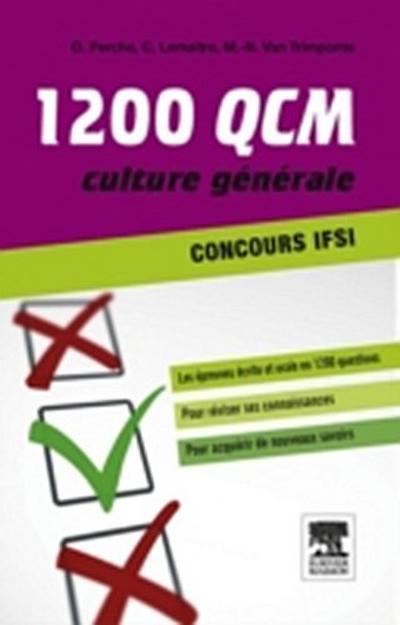 1 200 QCM Concours IFSI Culture generale
