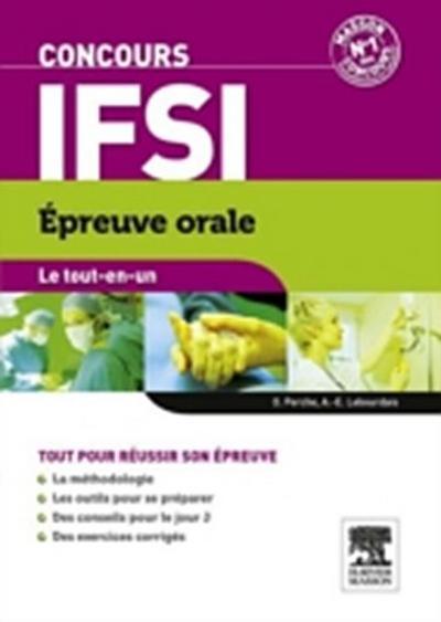 Concours IFSI Le Tout-en-un Epreuve orale
