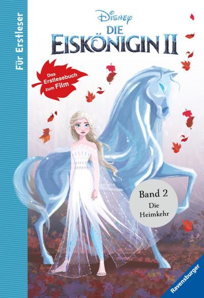 Disney Die Eiskönigin 2 - Für Erstleser: Band 2 Die Heimkehr