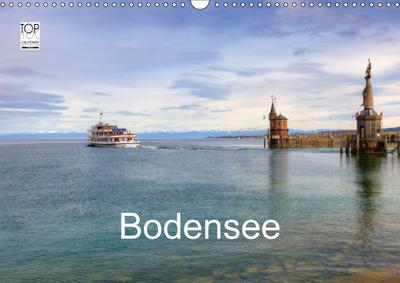 Bodensee (Wandkalender 2018 DIN A3 quer) Dieser erfolgreiche Kalender wurde dieses Jahr mit gleichen Bildern und aktualisiertem Kalendarium wiederveröffentlicht.