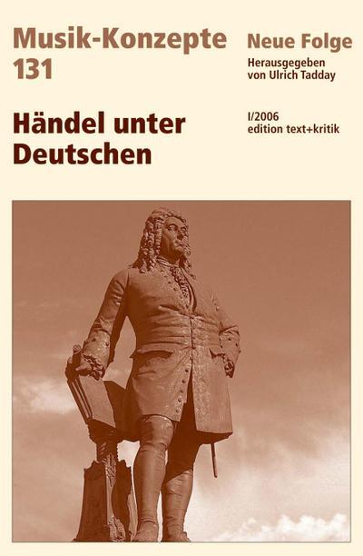 Händel unter Deutschen