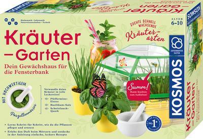 Kräutergarten (Experimentierkasten)