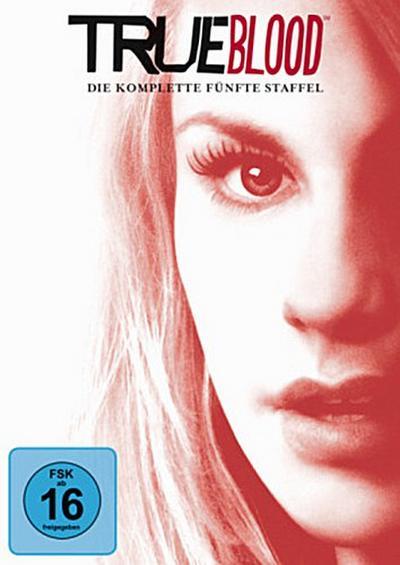 True Blood. Staffel.5, 5 DVDs