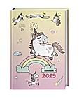 Einhorn Schülerkalender A6 - Kalender 2019