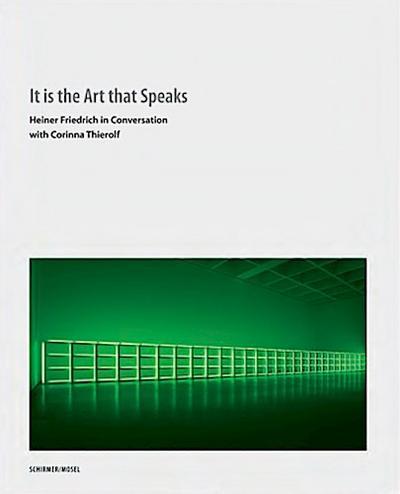 It is the Art that Speaks