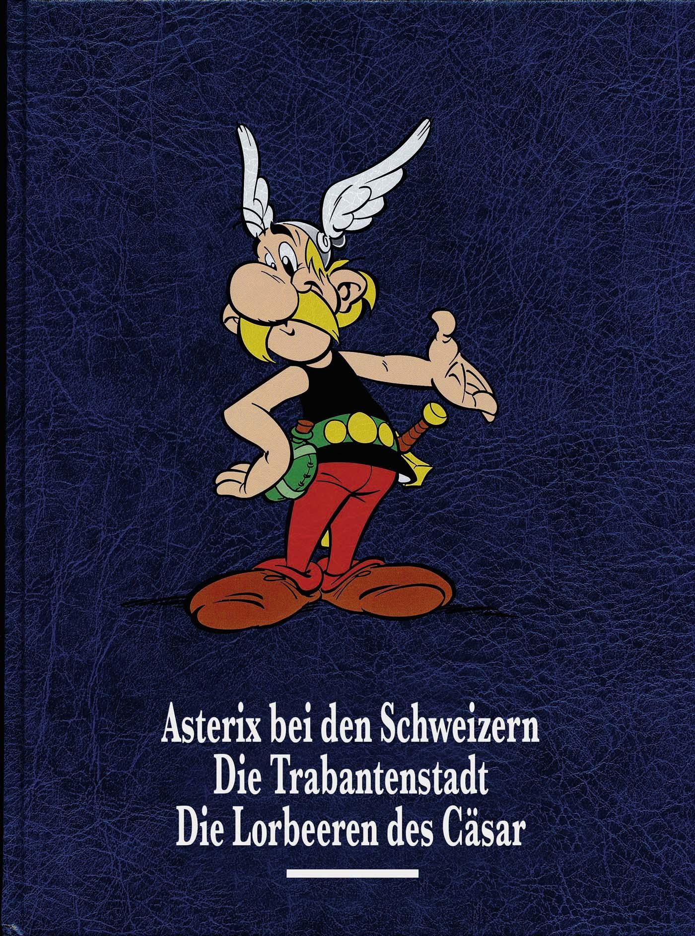 Albert Uderzo ~ Asterix Gesamtausgabe 06 9783770437856