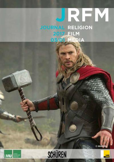 Drawn Stories, Moving Images; Comics and Comic Movie Adaptations; Journal for Religion, Film and Media; Hrsg. v. Wessely, Christian/Ornella, Alexander D.; Englisch; zahlr. tw. farb. Abb.