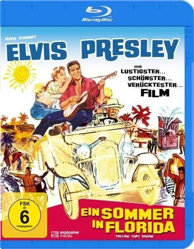 Elvis Presley: Ein Sommer in Florida, 1 Blu-ray