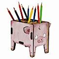 Stiftebox Vierbeiner Schwein