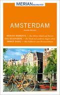 MERIAN momente Reiseführer Amsterdam; Mit Extra-Karte zum Herausnehmen; MERIAN momente; Deutsch
