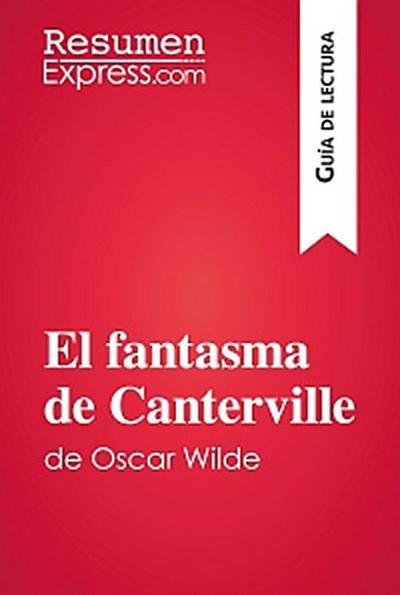 El fantasma de Canterville de Oscar Wilde (Guía de lectura)
