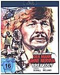 Der Mann ohne Nerven / Breakout, 1 Blu-ray