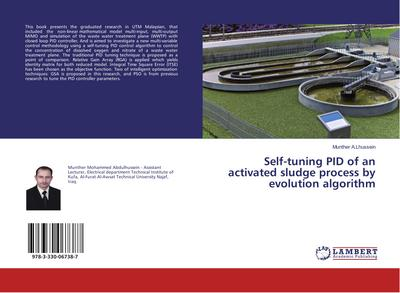 Self-tuning PID of an activated sludge process by evolution algorithm