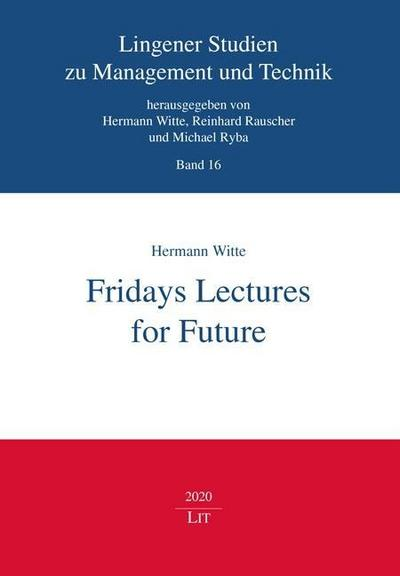Fridays Lectures for Future