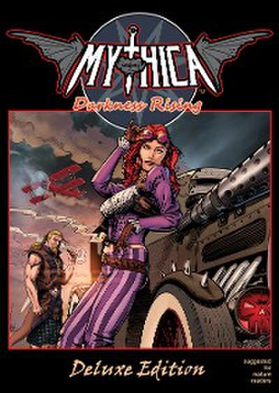 Mythica: Darkness Rising