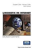 Linguistik im Internet: Das Buch zum Netz  -  mit CD-ROM [Taschenbuch] by Cöl...