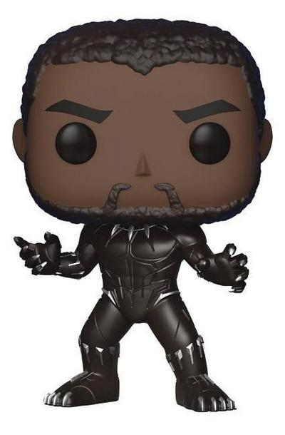 Pop Black Panther Vinyl Figure