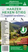 Harzer Hexen-Stieg 1: 30.000