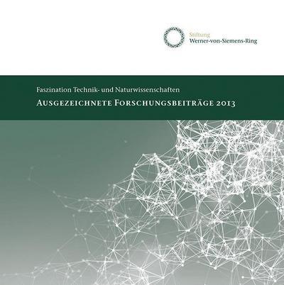 Ausgezeichnete Forschungsbeiträge 2013