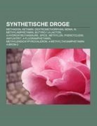 Synthetische Droge