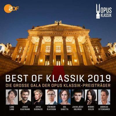 Best Of Klassik 2019-Opus Klassik