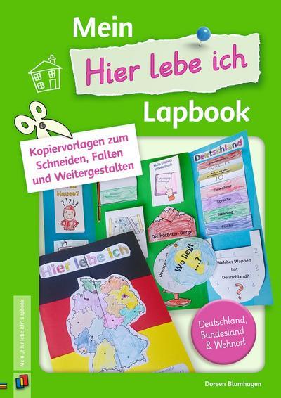Mein 'Hier lebe ich'-Lapbook