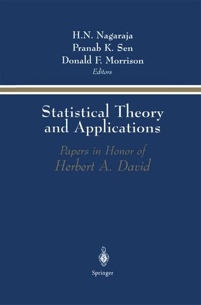 Statistical Theory and Applications