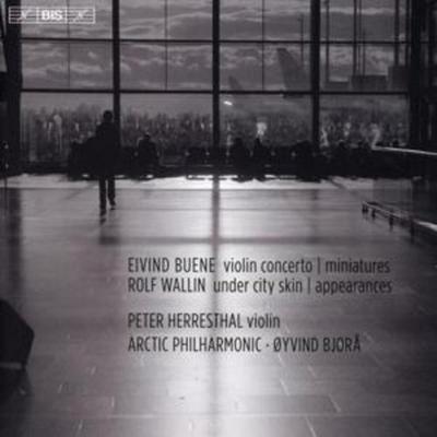 Zeitgenössische Violinkonzerte