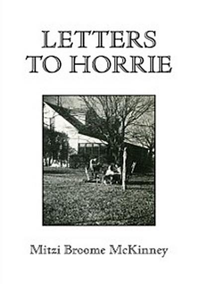 Letters to Horrie