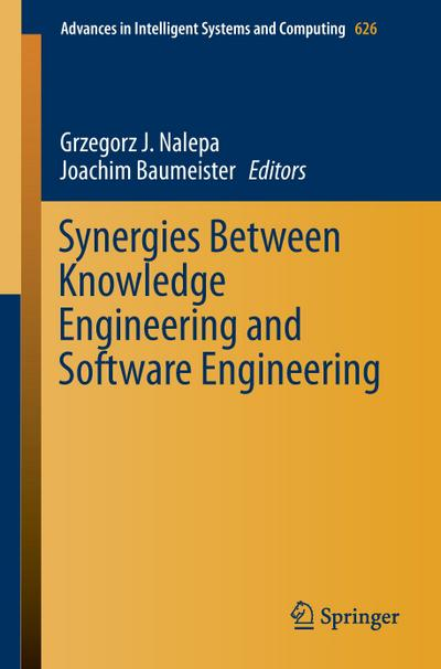 Synergies Between Knowledge Engineering and Software Engineering