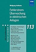 Fehlerstrom-Überwachung in elektrischen Anlag ...