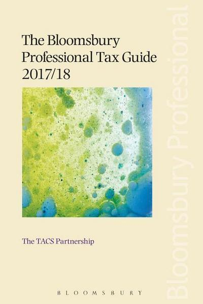 The Bloomsbury Professional Tax Guide 2017/18