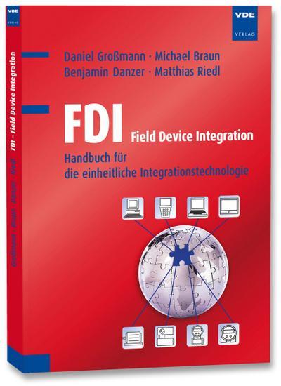 FDI - Field Device Integration, deutsche Ausgabe