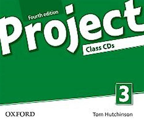 Project 3: Class CD