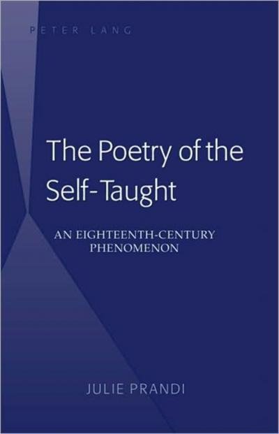 The Poetry of the Self-Taught