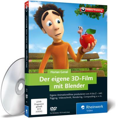 Der eigene 3D-Film mit Blender