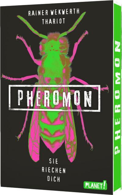 Pheromon; Sie riechen dich; Pheromon; Deutsch